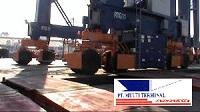 yaitu perbisnisan jasa pelabuhan yang mempunyai acara bisnis terfokus pada tiga sekto PT Multi Terminal Indonesia - Rekrutmen S1 Staf