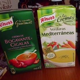 Knorr, Crema Verduras Mediterraneas