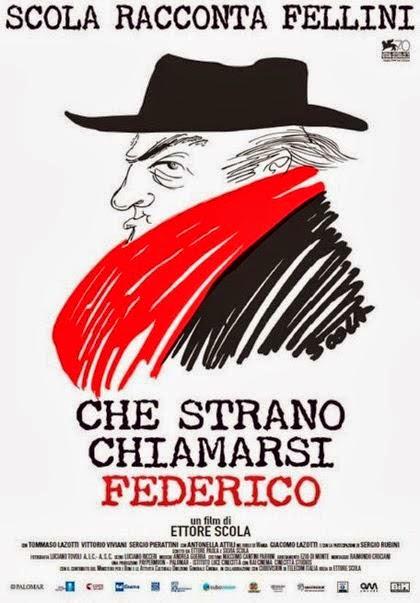 Ver Che Strano Chiamarsi Federico (2013) Online