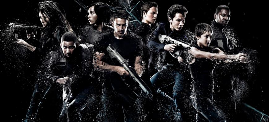 A Série Divergente: Insurgente estreia em primeiro lugar no Brasil