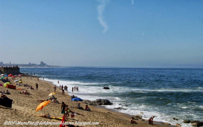 Praia da Granja, Portugal