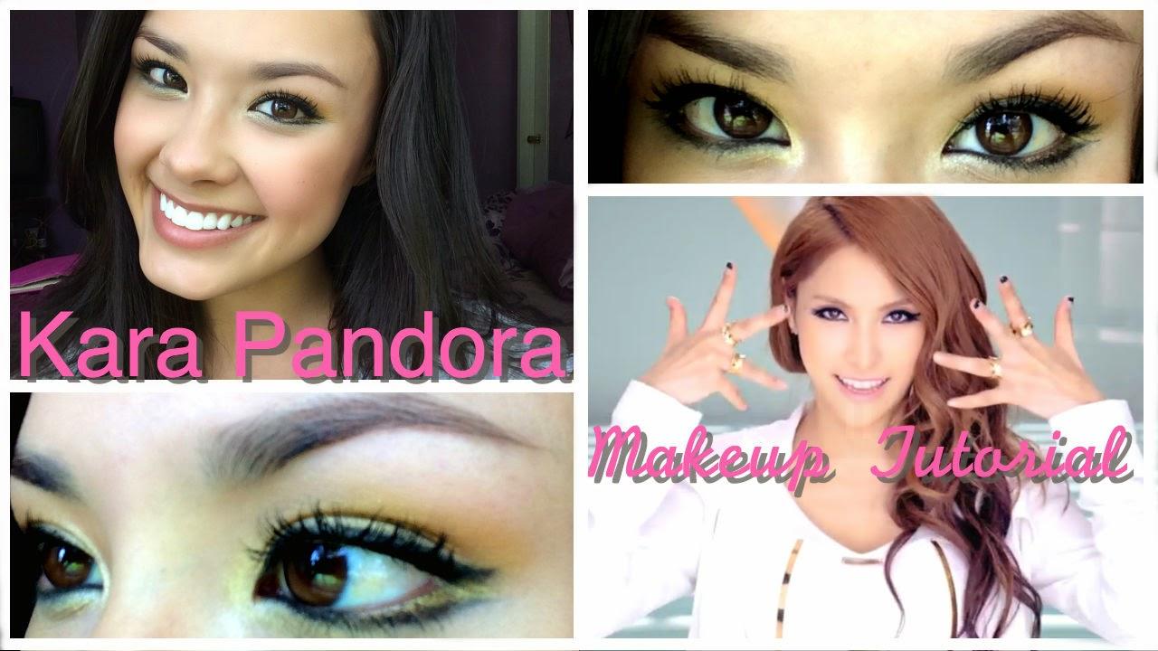the beauty breakdown kara pandora park gyuri makeup tutorial korea korean beauty