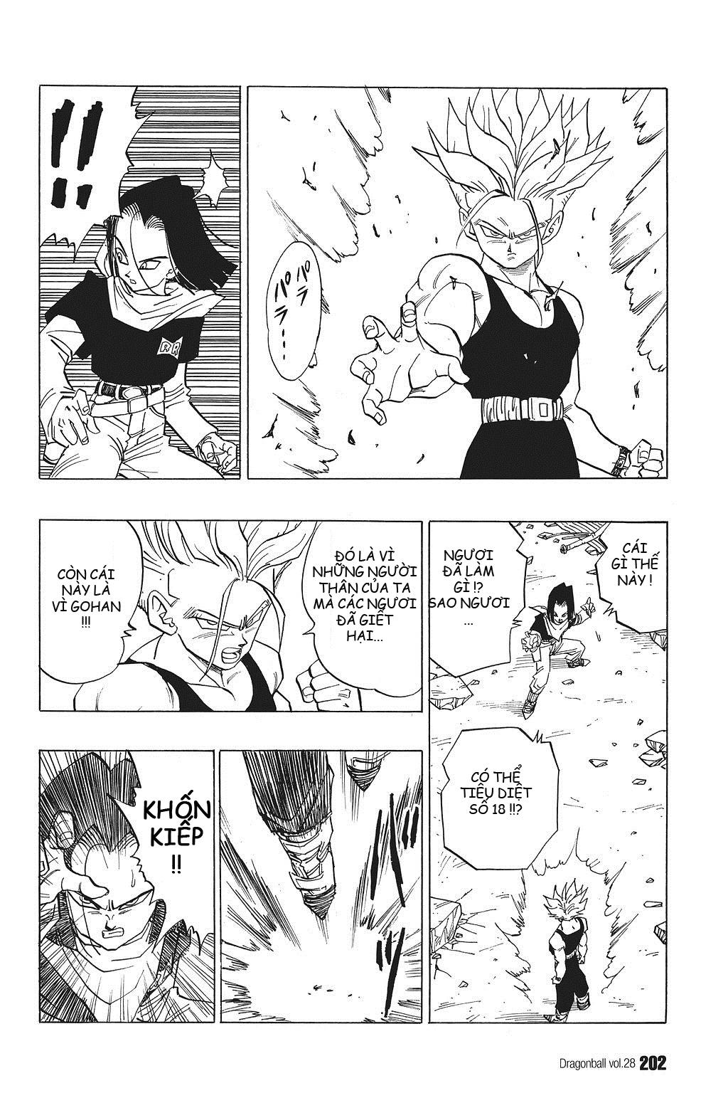 xem truyen moi - Dragon Ball Bản Vip - Bản Đẹp Nguyên Gốc Chap 419