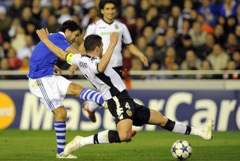 Raúl 7 futbol mestalla Schalke madrid real