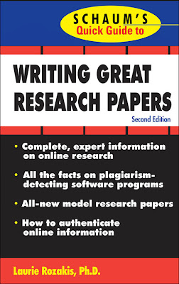 Schaum's Quick Guide to Writing Great Research Papers - Free Ebook Download