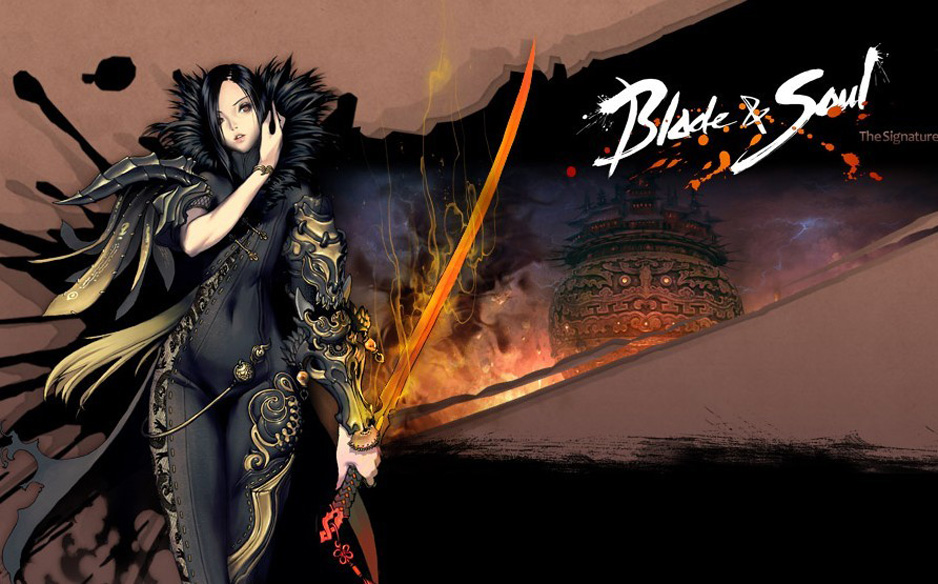 Blade N Soul Anime Characters : Blade and soul wallpaper screenshot game mmolite