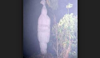 Kumpulan Gambar Foto Hantu Paling Seram Yang Sangat Menakutkan dari ...