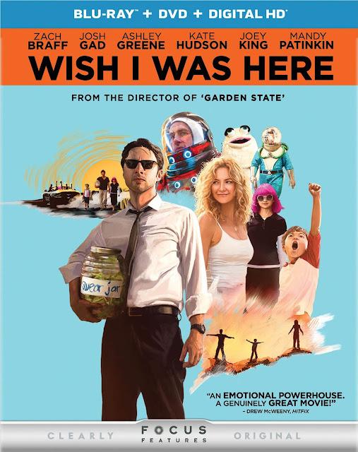 Wish I Was Here (2014) ταινιες online seires xrysoi greek subs