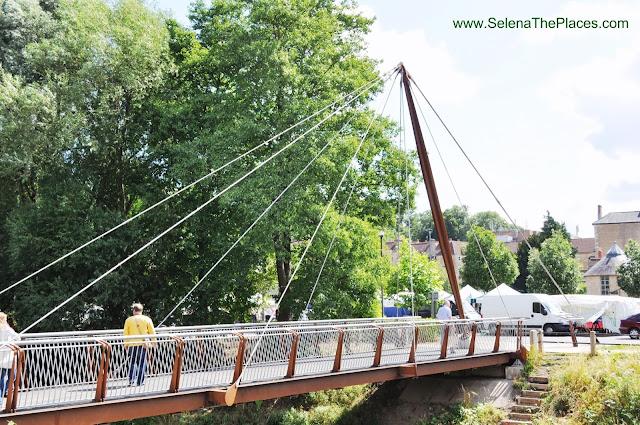 Jenson Button Bridge in Frome