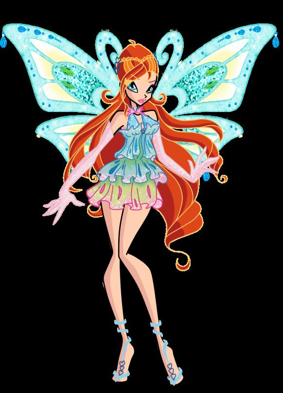 Winx club fairies bloom enchantix - Winx club bloom enchantix ...