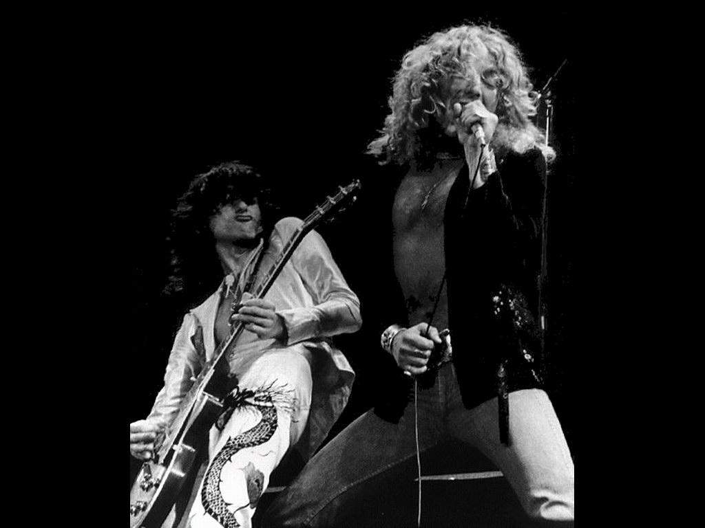 Led Zeppelin Live In Blueberry Hill
