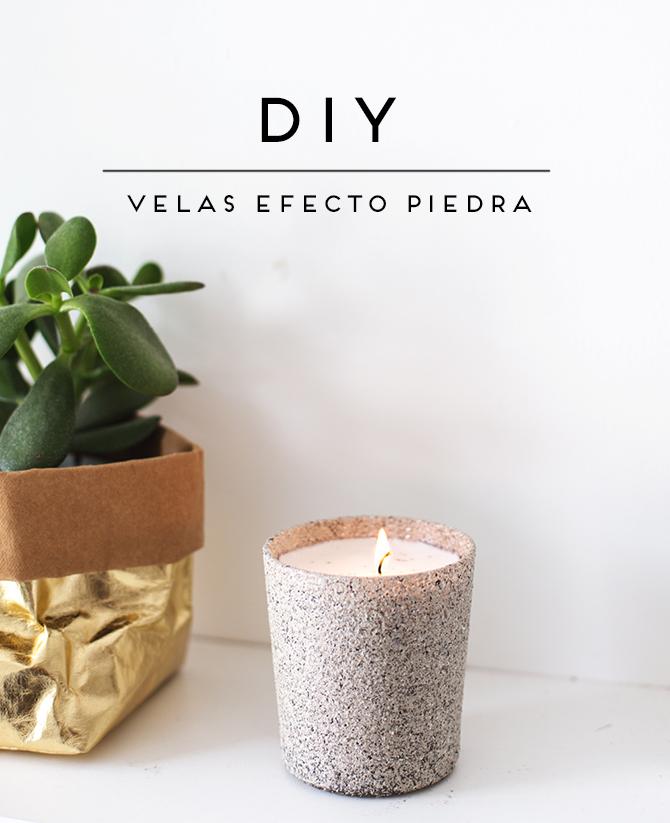 DIY EFECTO PIEDRA HOMEPERSONALSHOPPER
