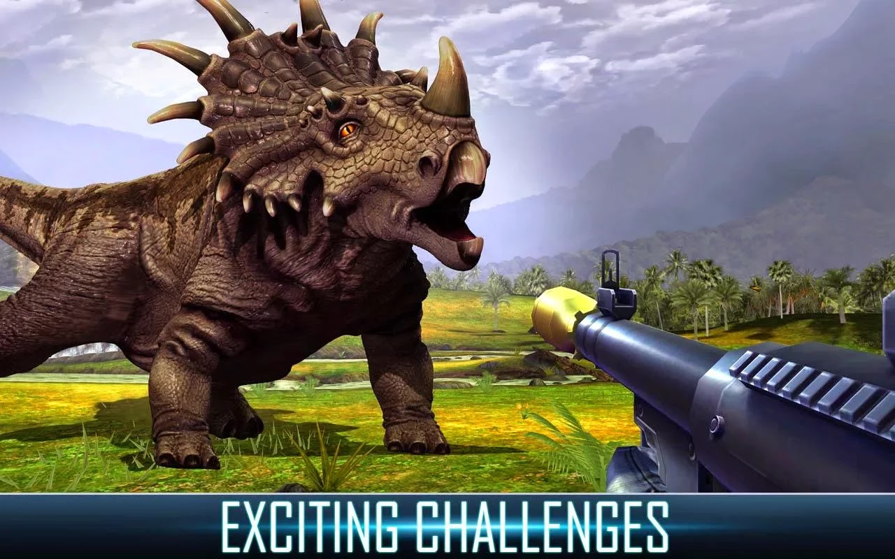 Dino Hunter: Deadly Shores v1.3.0 Mod [Unlimited Money & Glu]