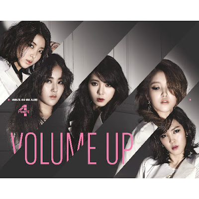 3rd mini-album 'Volume Up'