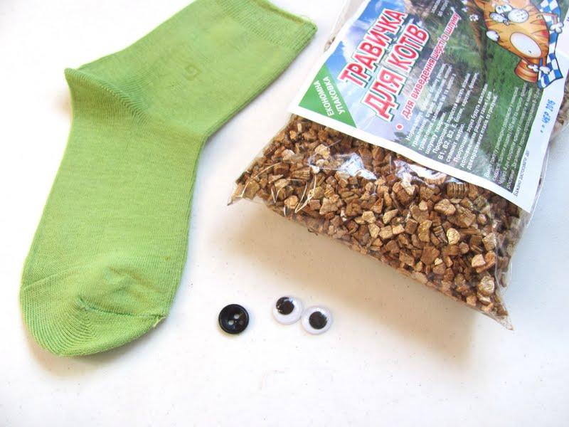 Как сделать травяного ежика