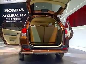 Aksesoris Honda Mobilio Bandung