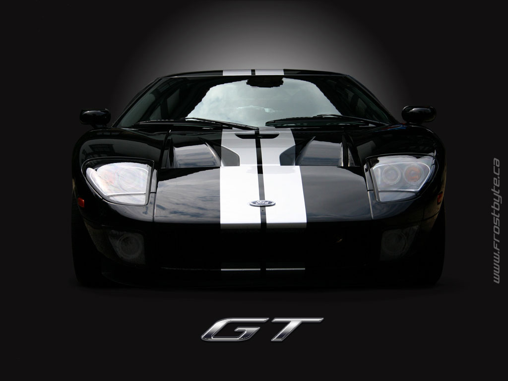 2013 Ford GT Cool Car Wallpaper