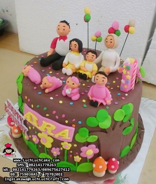 kue tart ulang tahun anak umur 1 tahun