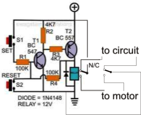 solar tracker set reset png simple solar tracker system mechanism and control circuit 448 x 368