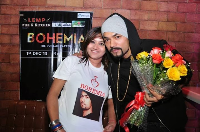BOHEMIA The Punjabi Rapper - Live at LEMP