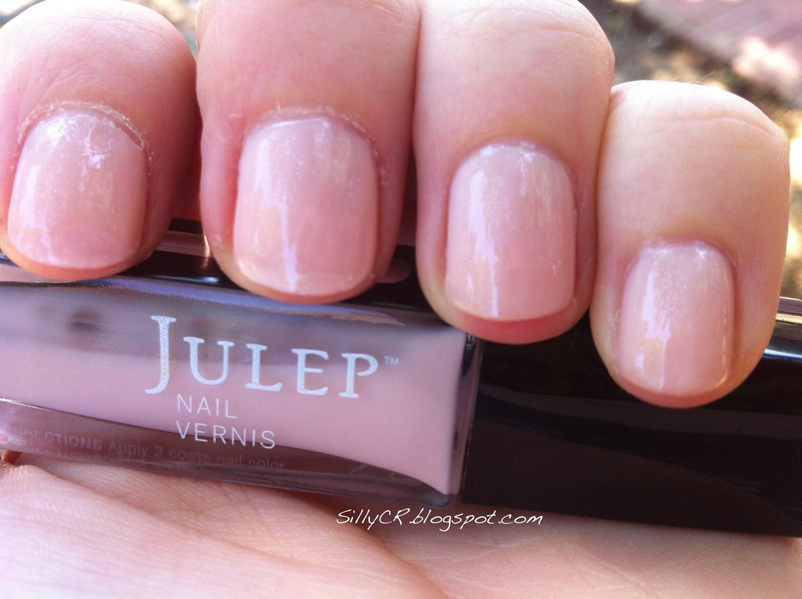 Chromatic MisAdventures: Julep: Jennifer