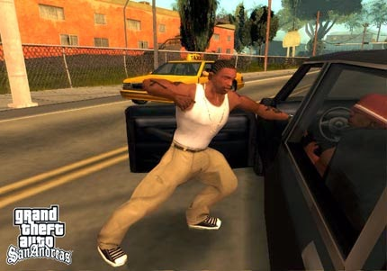 Game Mafia Grand Theft Auto San Andreas (GTA)
