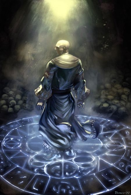 joão bosco ilustrações quadrinhos games feiticeiro