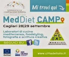 Girelle Montersino e il MedDiet Camp