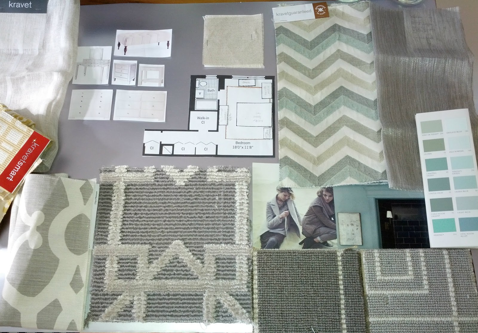 Design Your Dreams Creating An Interior Board