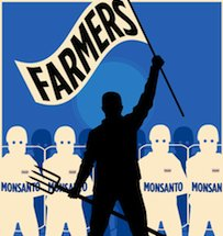 Family Farmers to Travel to Washington, D.C. to Take on Monsanto Farmers+vs+monsanto