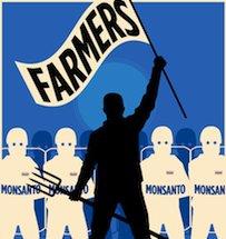 Family Farmers to Travel to Washington, D.C. to Take on Monsanto Farmers+vs+monsanto
