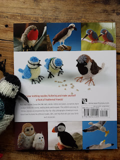 Knitted Birds book by Nicky Fijalkowska