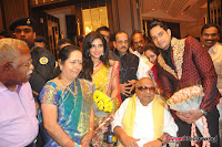Celebraties at Actor Bharat n Jessy Wedding Reception Photos+%252838%2529 Actor Bharath n Jessy Wedding Photos