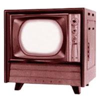Sharp CV-2101 színes tv
