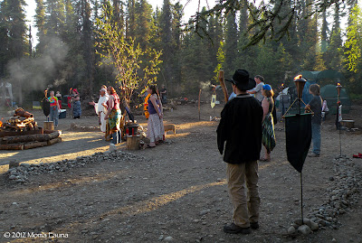 Circles, Offerings & Our Tribe, ACoA Summer Solstice Festival 2012.