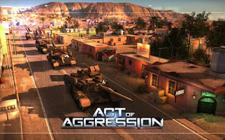 Act of Aggression 2015 Full