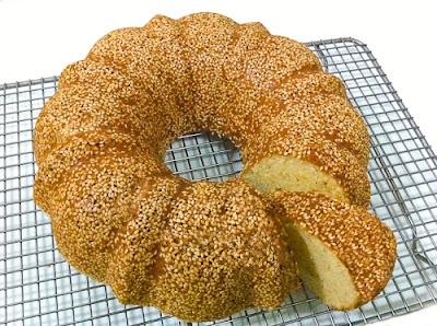 طريقة عمل كيك الهيل والسمسم, طريقة عمل كيك الهيل بالسمسم, كيك الهيل, طريقة عمل الكيك, سمسم,  الكيكة