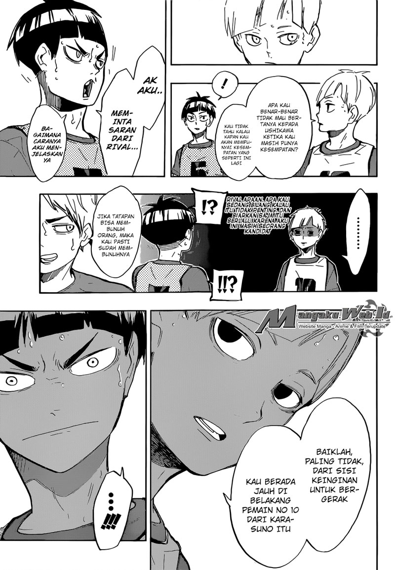 Haikyuu!! Chapter 218-15