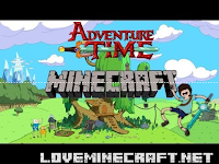 [Mods] Minecraft Adventure Time Mod 1.6.2/1.5.2/1.4.7
