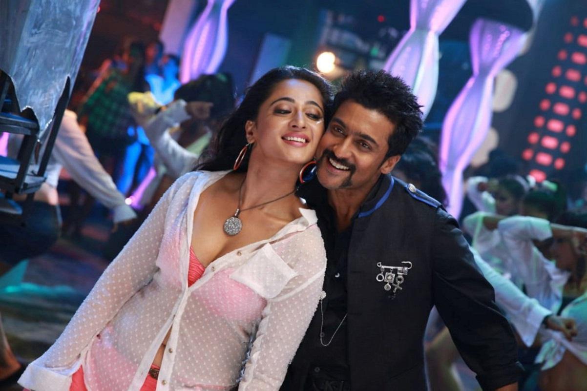 tamil actor surya singam2 movie stills in hd   actor surya masss movie