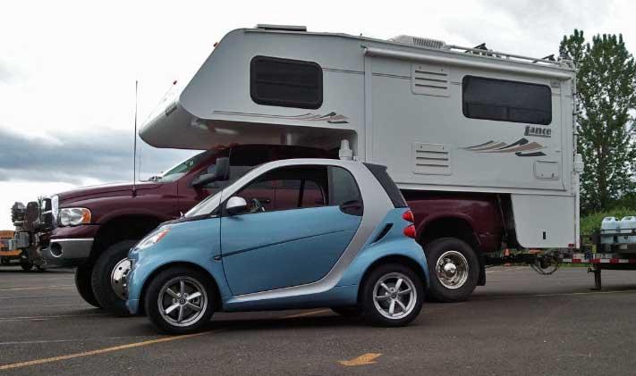 Small Car Guilt?