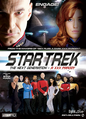Star Trek XXX - Star Trek: The Next Generation A XXX Parody