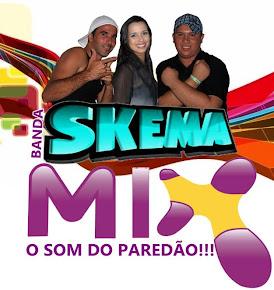 Banda Skema Mix CD Promocional de Dezembro 2012