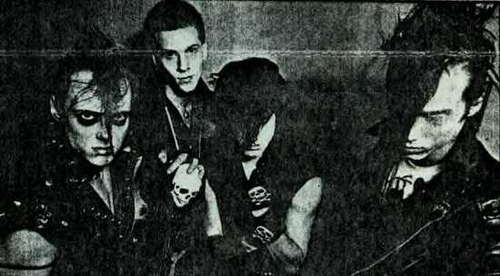 Samhain Initium Unholy Passion