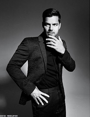 Ricky Martin by David Needleman for The Advocate-2