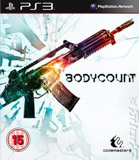 Download Bodycount Torrent PS3 2011