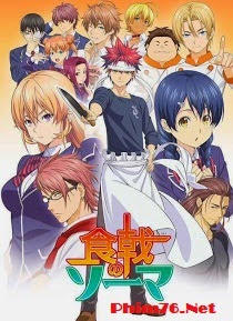 Vua Bếp Soma - Shokugeki No Souma