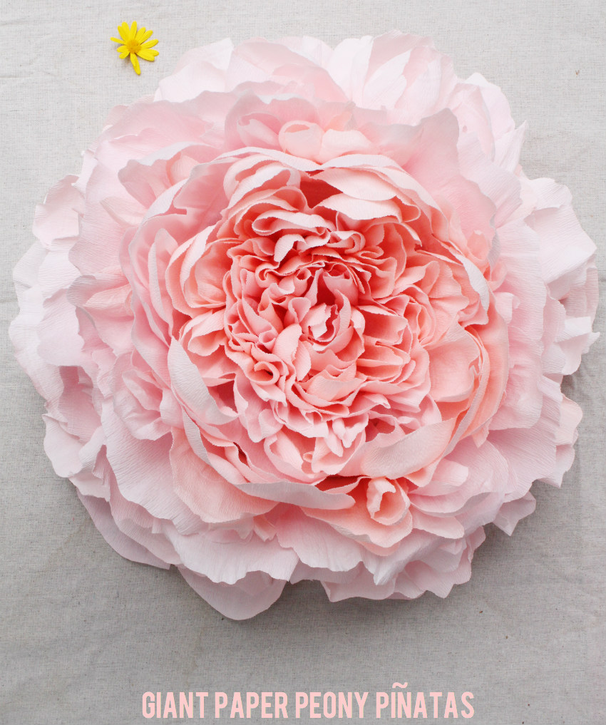 How To Make Giant Paper Flowers Fast And Easy Free Pattern And Svg
