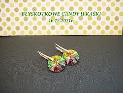 Błyskotkowe candy u Kaśki