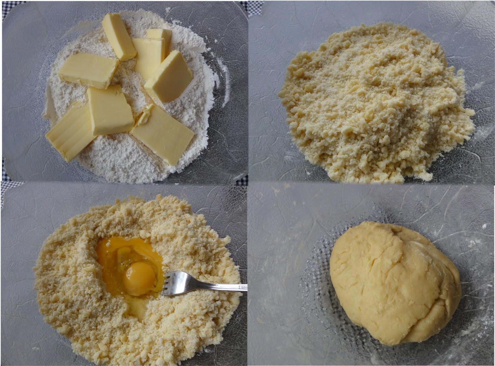 Rathai's Recipes: Crostata di Marmellata - Raspberry Crostata